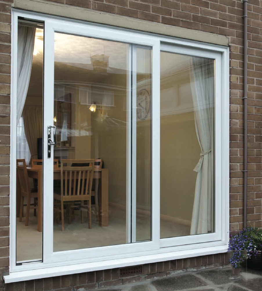Inline patio door whiteline manufacturing ltd for Patio doors uk