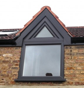 Triangular Window