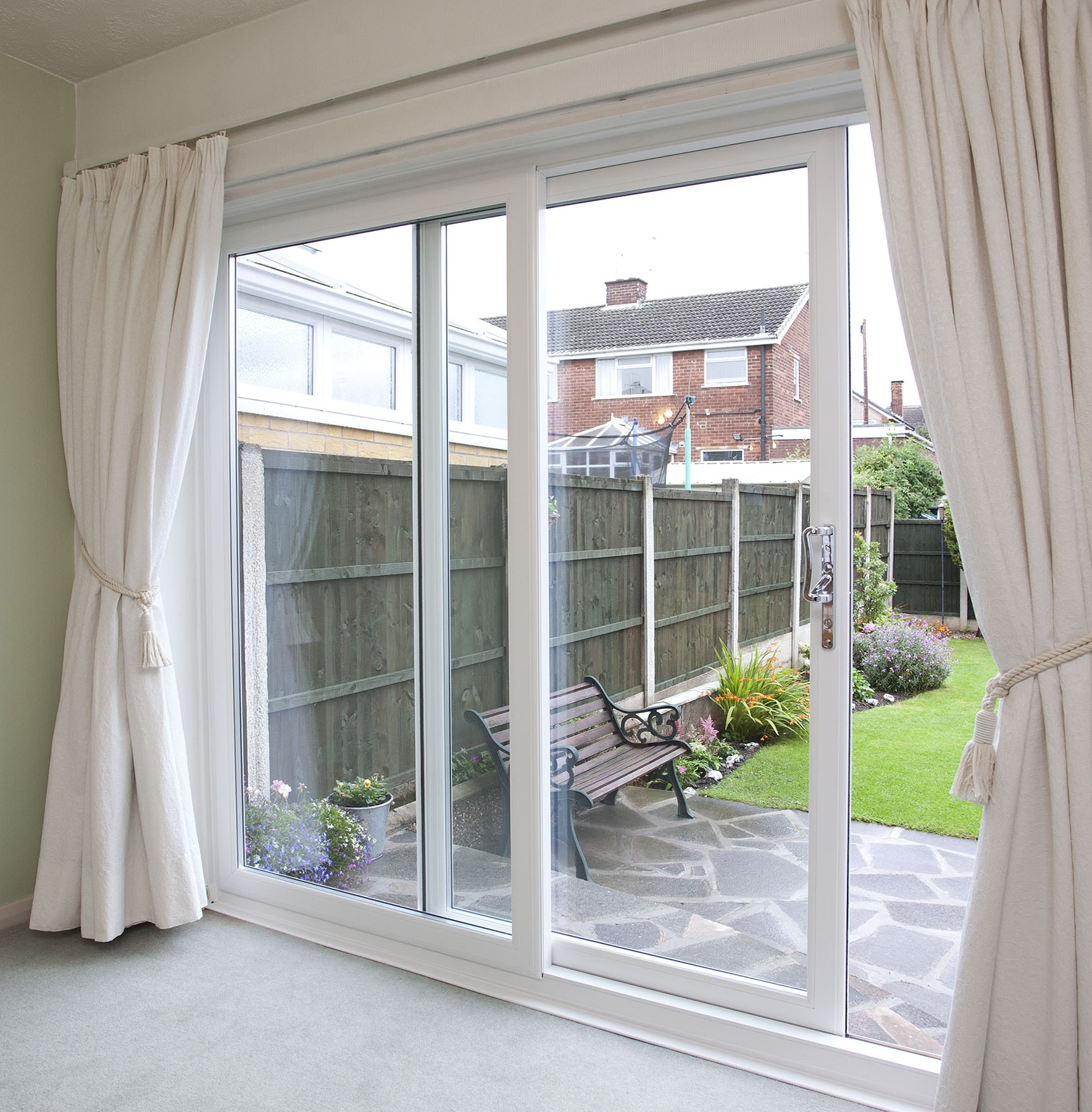 Patio Door Security Systems: Whiteline Manufacturing Ltd