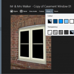 Window Visualisation Tool