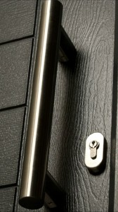 Solid Timber Core Composite Door